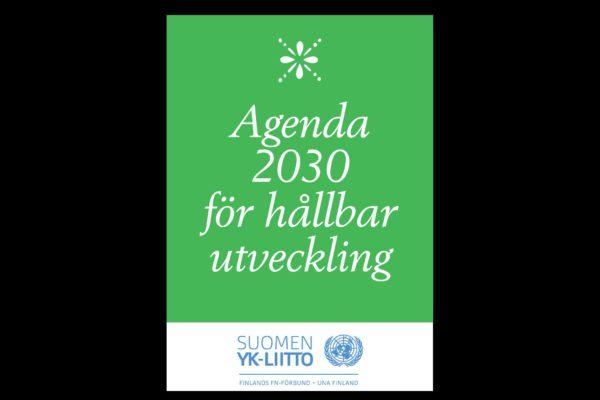 Agenda 2030 för hållbar utveckling